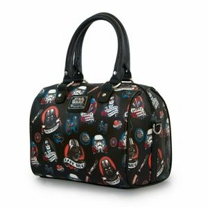 Handbags - Loungefly dark side tattoo style purse